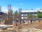 Ход строительства дома Литер 2 в ЖК Рубин - фото 21, Май 2020