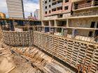 ЖК Zапад (Запад) - ход строительства, фото 49, Июль 2019