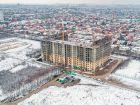 ЖК Открытие - ход строительства, фото 18, Январь 2021