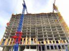 Ход строительства дома Литер 2 в ЖК Рубин - фото 3, Январь 2021
