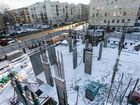 ЖК Каскад на Менделеева - ход строительства, фото 17, Январь 2020