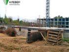 Ход строительства дома № 2 в ЖК Клевер - фото 109, Сентябрь 2018