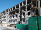 Ход строительства дома № 1 в ЖК Лайм - фото 67, Март 2019