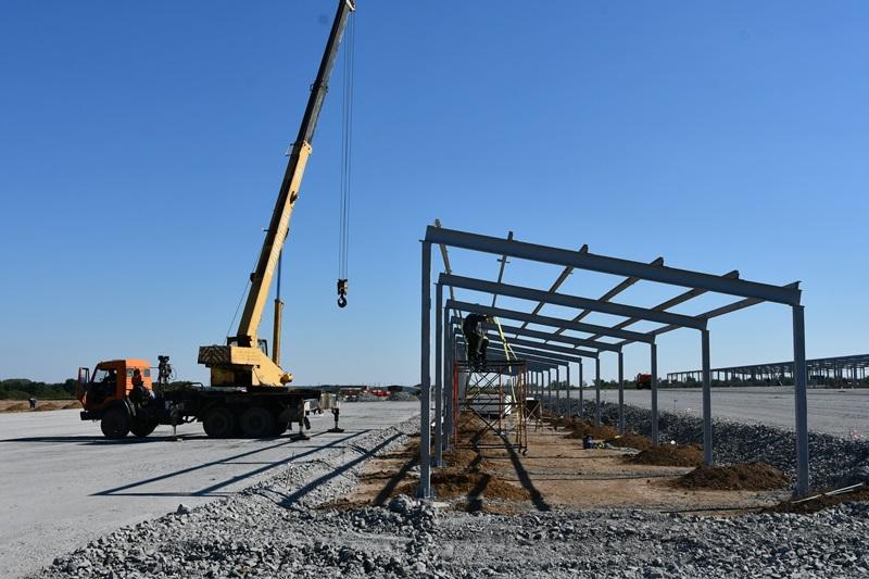 Оптово-розничная торговая площадка «Агро-молл» откроется 1 ноября в Аксайском районе - фото 1