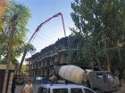ЖК Крепостной вал - ход строительства, фото 44, Июнь 2018