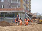Ход строительства дома № 4 в ЖК Сормовская сторона - фото 21, Октябрь 2016