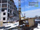 ЖК Зеленый берег Life - ход строительства, фото 68, Март 2018