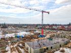 Ход строительства дома № 5 в ЖК Ватсон - фото 33, Апрель 2021