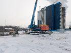 Ход строительства дома № 8-1 в ЖК КМ Тимирязевский - фото 10, Март 2021