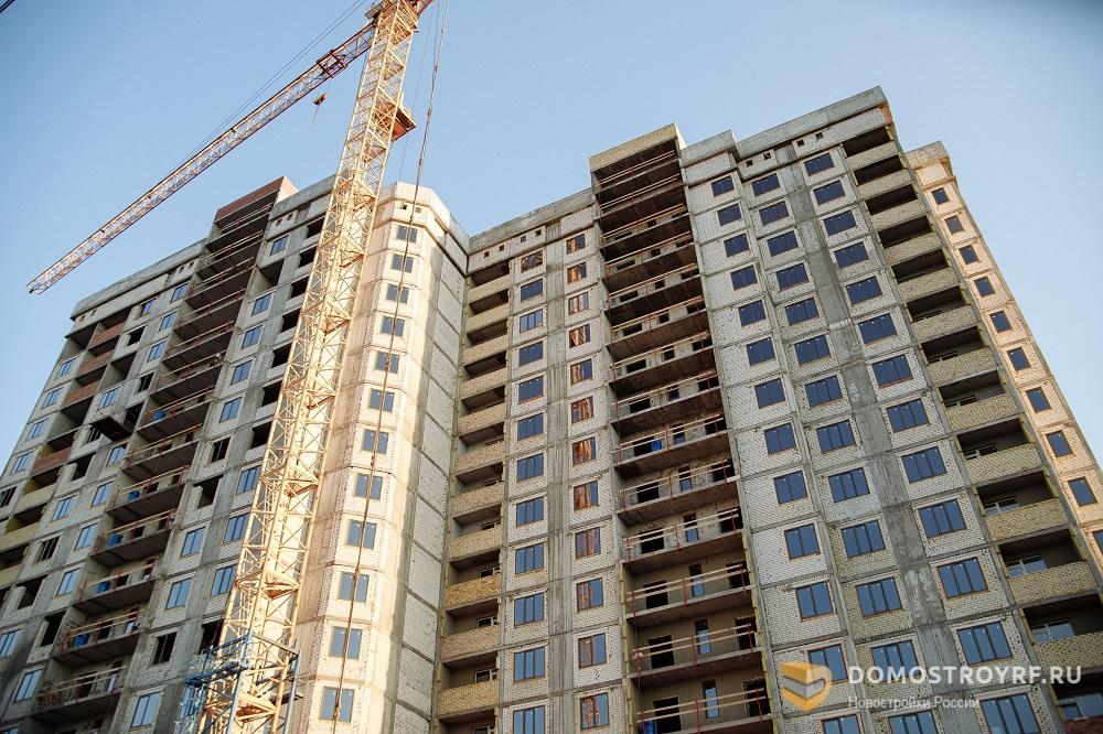 В Самарской области за 2021 год ввели в эксплуатацию 46% жилья от плана