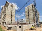 ЖК Сограт - ход строительства, фото 1, Май 2020