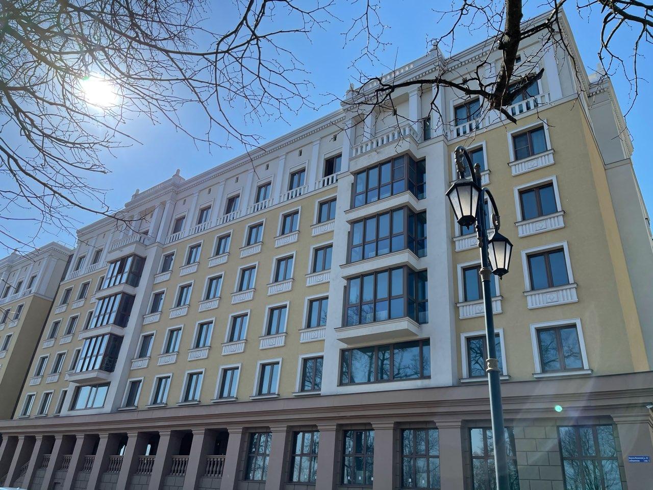 Стоимость самой дорогой квартиры в новостройке Нижнего Новгорода составила 75,8 млн рублей - фото 1