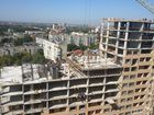 Ход строительства дома № 1 в ЖК Встреча - фото 36, Сентябрь 2019