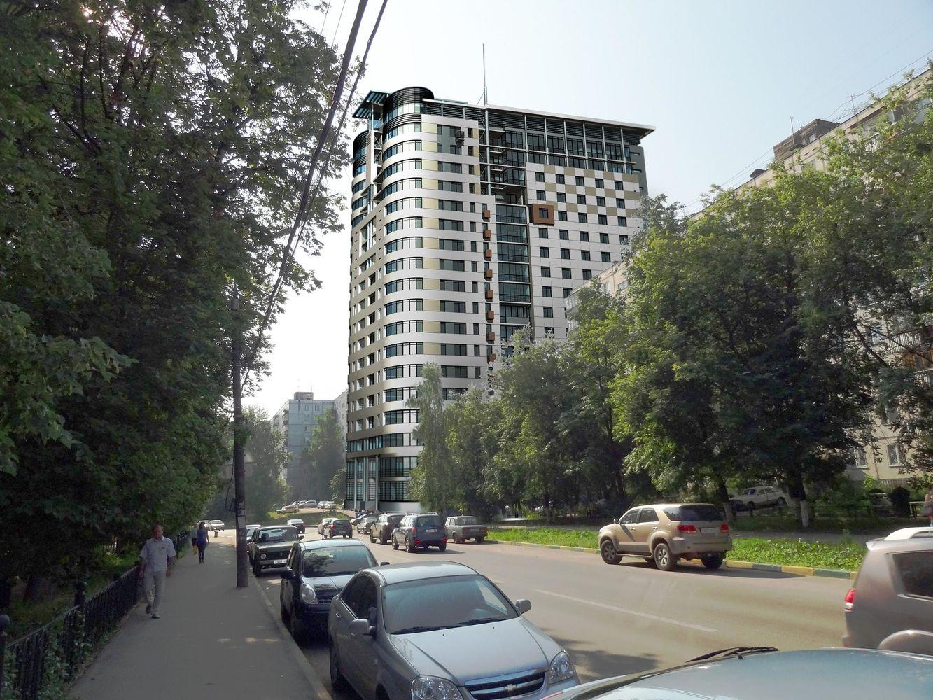 Жилой комплекс (ЖК) «Командор» в Нижнем Новгороде - фото 1