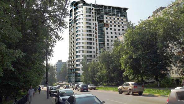 Жилой комплекс (ЖК) «Командор» в Нижнем Новгороде