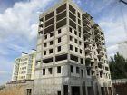 Ход строительства дома № 3 в ЖК Солнечный - фото 41, Сентябрь 2017