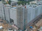 Ход строительства дома 60/2 в ЖК Москва Град - фото 58, Июль 2018