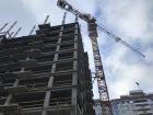 ЖК Горизонт - ход строительства, фото 36, Ноябрь 2020